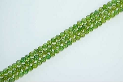 Margele Apatit Verde 6mm