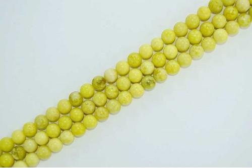 Margele Jad Lime 8mm