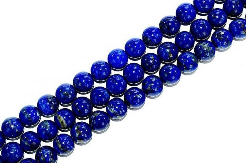 Margele Lapis Lazuli (tip1) 12mm