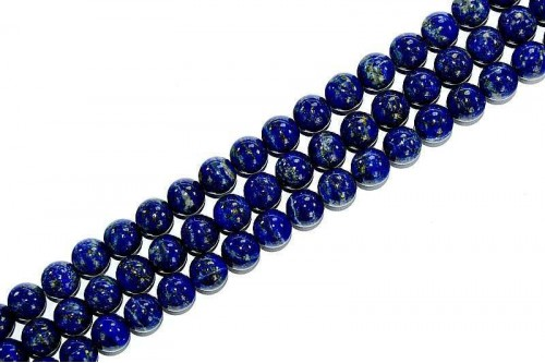 Margele Lapis Lazuli (tip1) 10mm