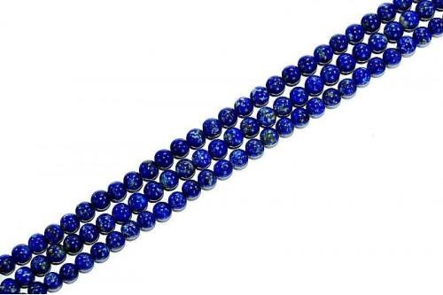 Margele Lapis Lazuli (tip1) 6mm