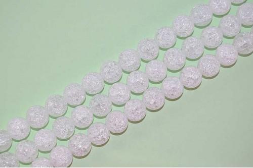 Margele Cristal de Gheata 12mm