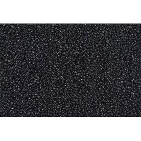 Margele de nisip negru 2mm (50 gr., 2500buc)