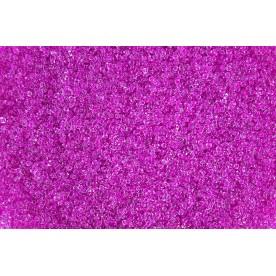 Margele de nisip violet 2mm (50 gr., 2500buc)