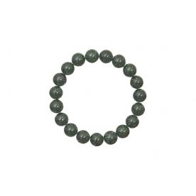 Bratara 10mm Goldstone Verde