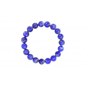 Bratara 10mm Lapis Lazuli tip1
