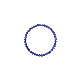 Bratara 4mm Lapis Lazuli tip1