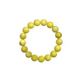 Bratara 12mm Jad Lime
