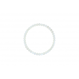 Bratara 4mm Opalit