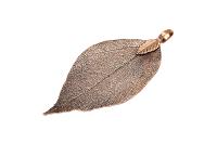 Pandantiv frunza cupru