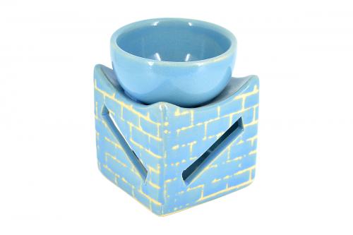 Suport ceramic aromaterapie templu Shimu celest