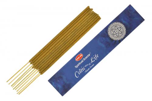 Betisoare parfumate premium Celtic Way of Life (Stil de Viata Celtic)